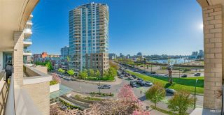 "Photo 2: 505 125 MILROSS Avenue in Vancouver: Downtown VE Condo for sale in ""CREEKSIDE"" (Vancouver East)  : MLS®# R2567212"
