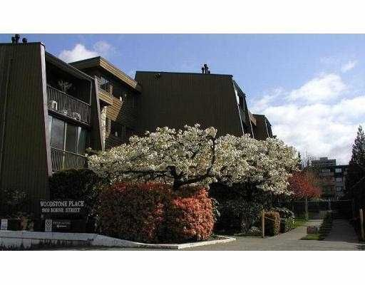 """Main Photo: 123 9101 HORNE Street in Burnaby: Government Road Condo for sale in """"WOODSTONE PLACE"""" (Burnaby North)  : MLS®# V631904"""
