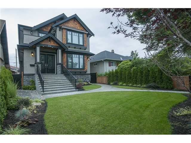 Main Photo: 2969 W 41ST Avenue in Vancouver: Kerrisdale House for sale (Vancouver West)  : MLS®# V1095941