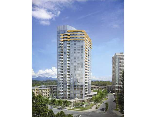 Main Photo: 505 3093 Windsor Gt in Coquitlam: New Horizons Condo for sale : MLS®#  V1086178