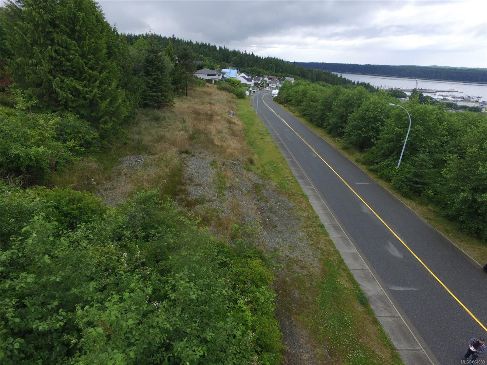 Main Photo: 2055 Pioneer Hill Dr in : NI Port McNeill Land for sale (North Island)  : MLS®# 864089