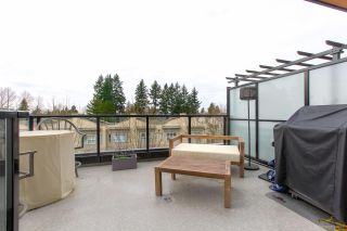 """Photo 14: 402 12460 191 Street in Pitt Meadows: Mid Meadows Condo for sale in """"ORION"""" : MLS®# R2436076"""