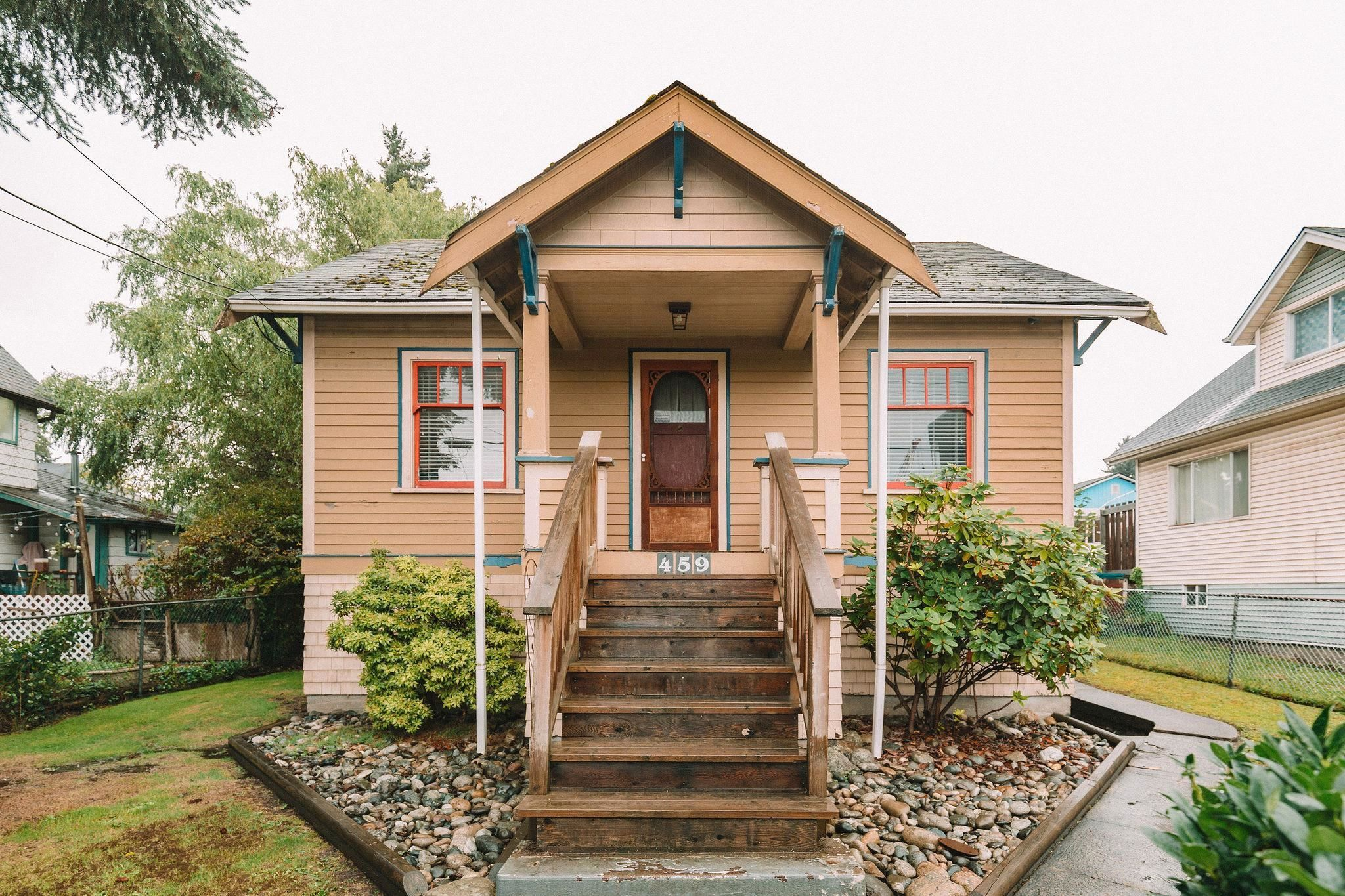 Main Photo: 459 ROUSSEAU Street in New Westminster: Sapperton House for sale : MLS®# R2622010