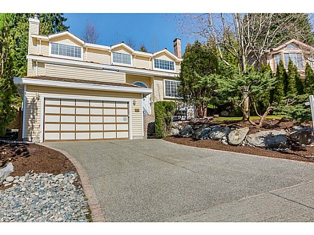 Main Photo: 39 RAVINE DR in Port Moody: Heritage Mountain House for sale : MLS®# V1108122