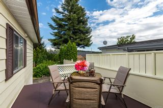 Photo 20: 4 7701 Central Saanich Rd in : CS Hawthorne Manufactured Home for sale (Central Saanich)  : MLS®# 850841