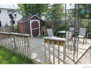 Photo 2: 87 Evenwood Crescent in WINNIPEG: Charleswood Residential for sale (South Winnipeg)  : MLS®# 1516705