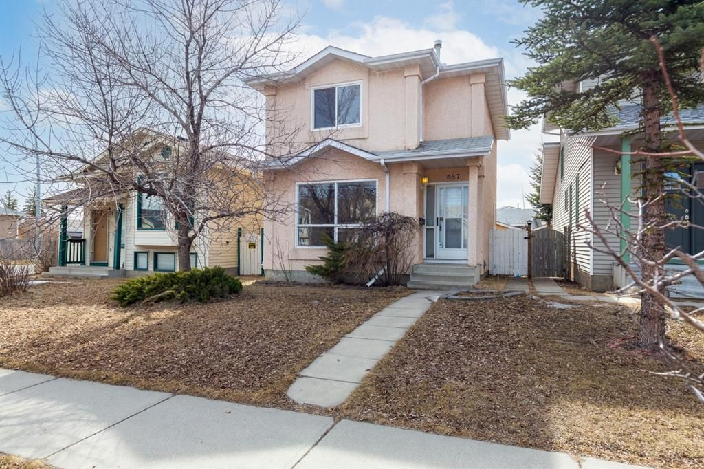 Main Photo: 887 Erin Woods Drive SE in Calgary: Erin Woods Detached for sale : MLS®# A1099055