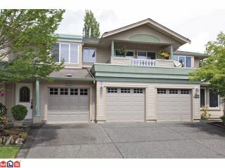 "Photo 1: 320 13888 70TH Avenue in Surrey: East Newton Townhouse for sale in ""CHELSEA GARDENS"" : MLS®# F1217044"
