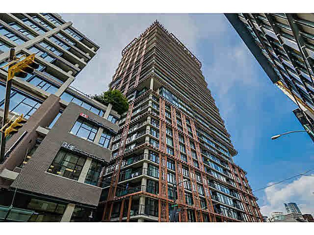 """Main Photo: 2108 128 W CORDOVA Street in Vancouver: Downtown VW Condo for sale in """"WOODWARDS W-43"""" (Vancouver West)  : MLS®# V1140977"""