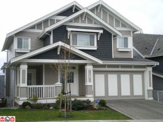 "Photo 1: 20112 68A Avenue in Langley: Willoughby Heights House for sale in ""WOODRIDGE"" : MLS®# F1106632"