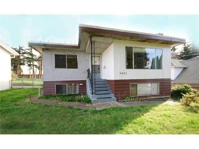 Main Photo: 9492 SULLIVAN Street in Burnaby: Sullivan Heights House for sale (Burnaby North)  : MLS®# V997965