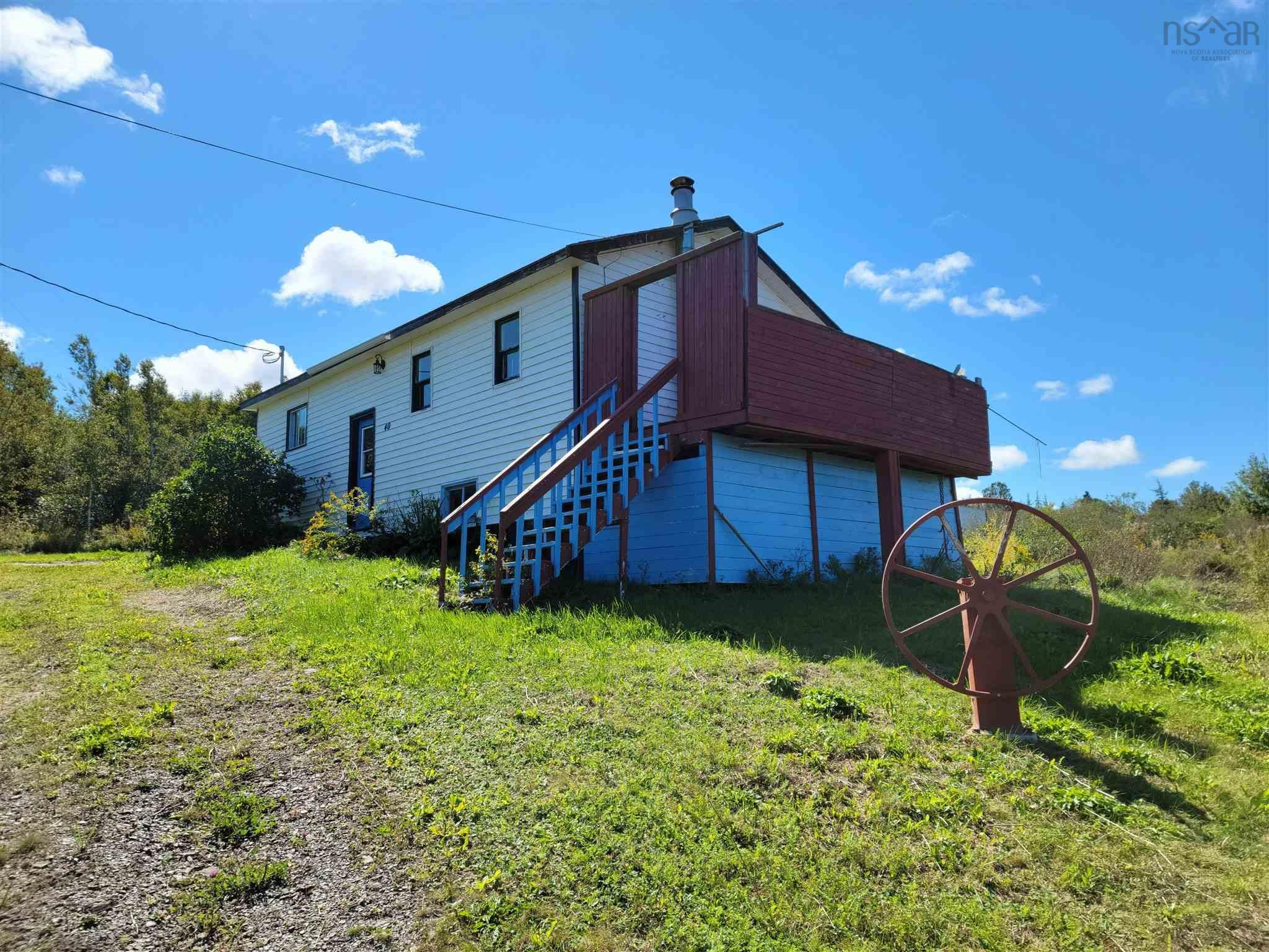 Main Photo: 40 Green Road in East Walton: 105-East Hants/Colchester West Residential for sale (Halifax-Dartmouth)  : MLS®# 202123637