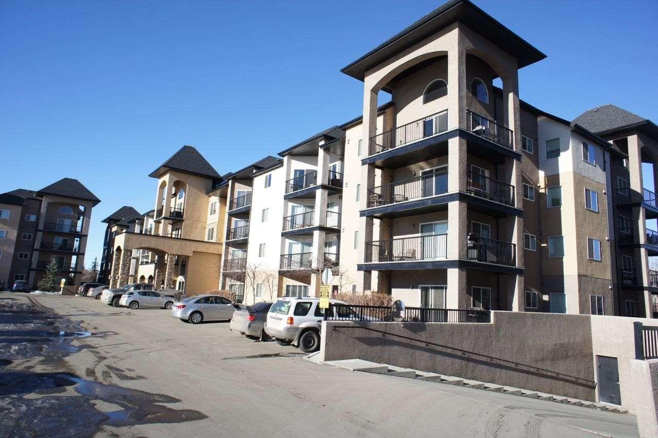 Main Photo: 214 14612 125 Street in Edmonton: Zone 27 Condo for sale : MLS®# E4234320