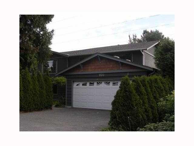 """Main Photo: 950 53A Street in Tsawwassen: Tsawwassen Central House for sale in """"TSAWWASSEN HEIGHTS"""" : MLS®# V860412"""