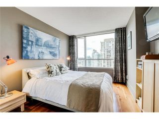 "Photo 8: 2309 1188 RICHARDS Street in Vancouver: Yaletown Condo for sale in ""PARK PLAZA"" (Vancouver West)  : MLS®# V1112068"