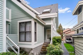 Photo 2: 815 W 14TH Avenue in Vancouver: Fairview VW Townhouse for sale (Vancouver West)  : MLS®# R2518721