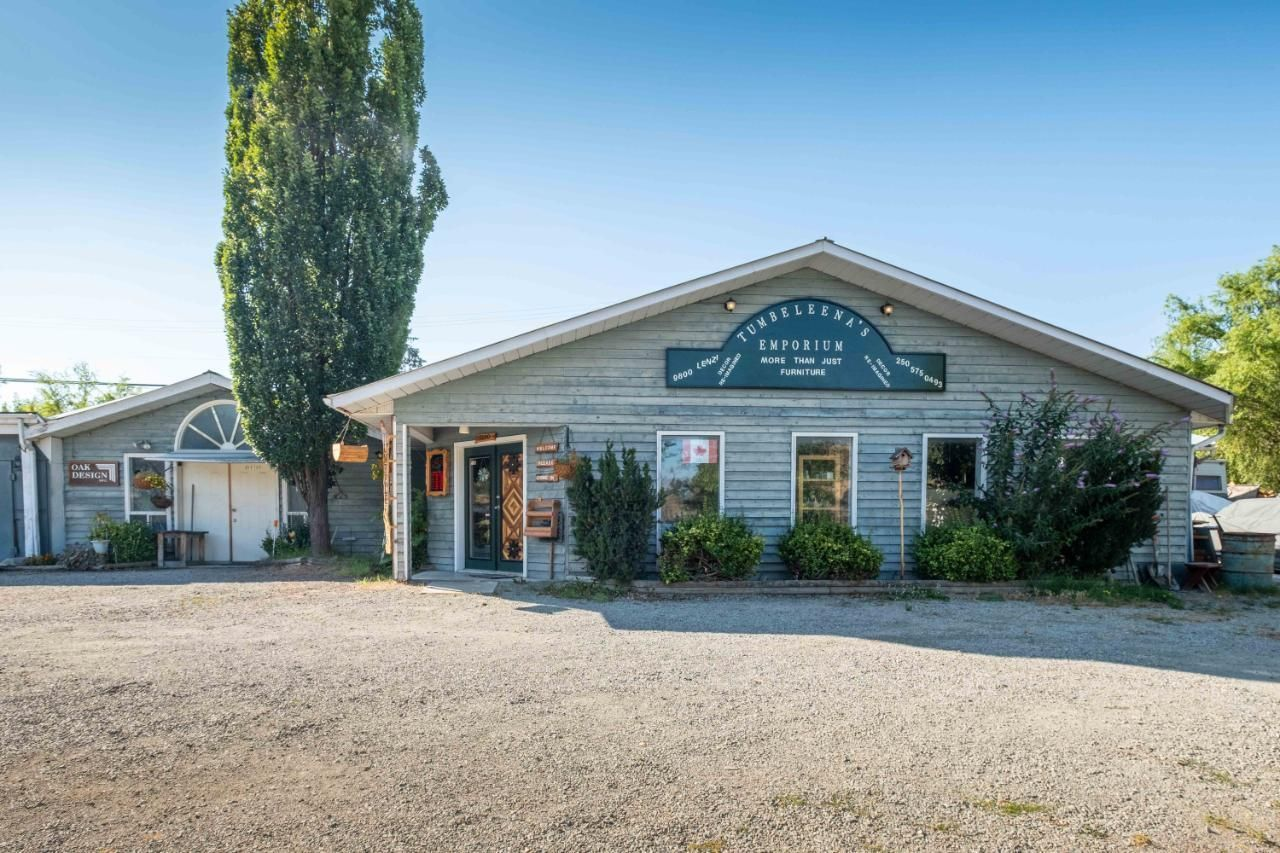 Main Photo: 9800 LENZI Street, in Summerland: Industrial for sale or rent : MLS®# 191368