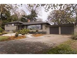 Photo 1:  in VICTORIA: Es Rockheights House for sale (Esquimalt)  : MLS®# 466320
