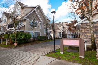 """Photo 1: 24 19141 124 Avenue in Pitt Meadows: Mid Meadows Townhouse for sale in """"MEADOWVIEW ESTATES"""" : MLS®# R2532428"""