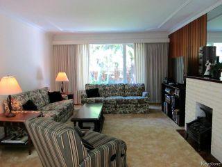Photo 8: 71 Springside Drive in WINNIPEG: St Vital Residential for sale (South East Winnipeg)  : MLS®# 1412604