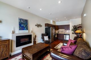 """Photo 10: 106 3382 VIEWMOUNT Drive in Port Moody: Port Moody Centre Townhouse for sale in """"LILLIUM VILAS"""" : MLS®# R2609444"""