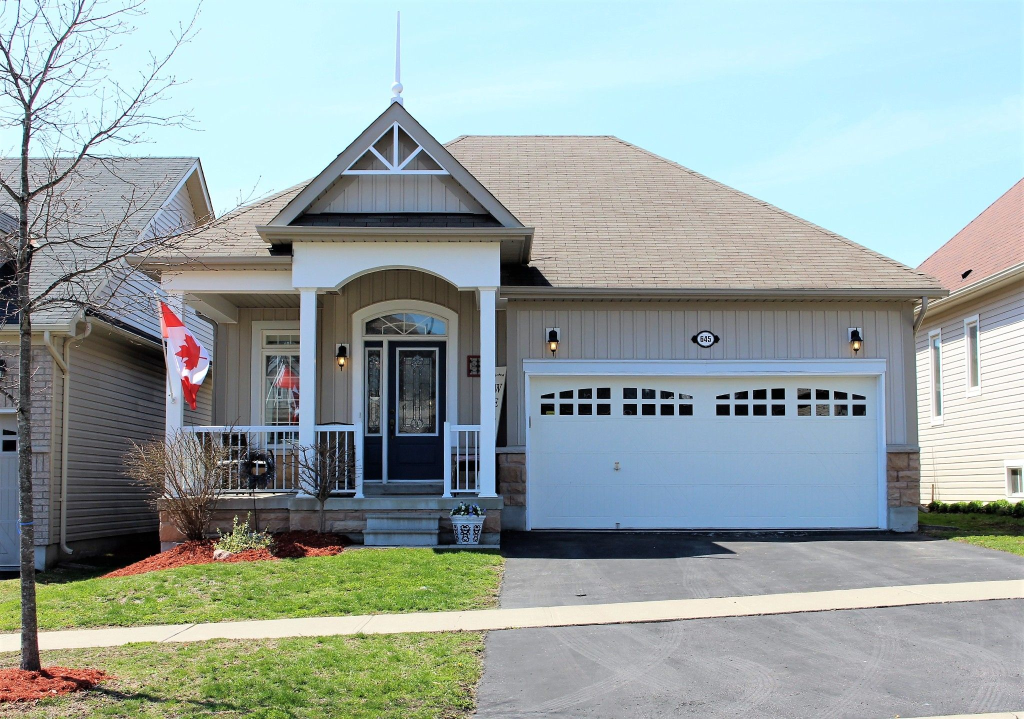 Main Photo: 645 Prince of Wales Drive in Cobourg: House for sale : MLS®# X5206274