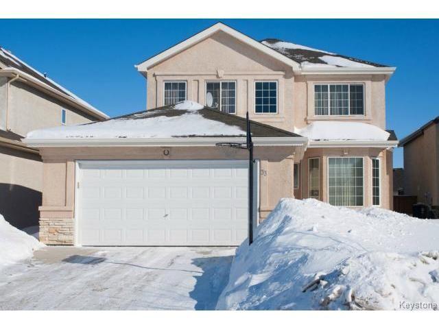 Main Photo: 33 Grantsmuir Drive in WINNIPEG: North Kildonan Single Family Detached for sale (North East Winnipeg)  : MLS®# 1403293