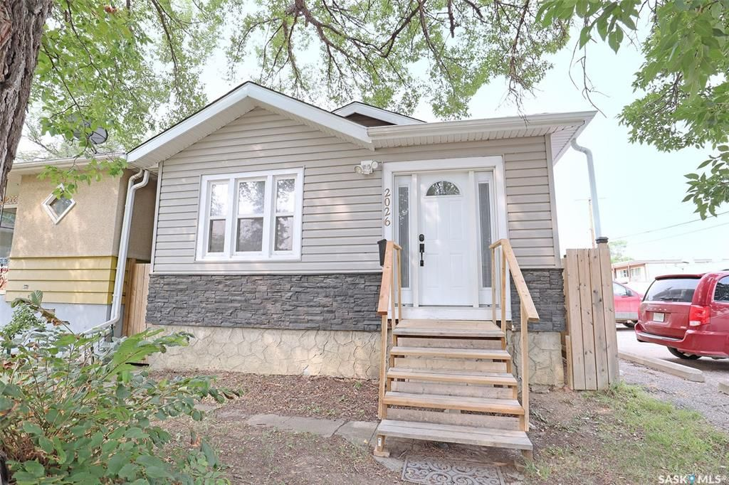 Main Photo: 2026 Atkinson Street in Regina: Broders Annex Residential for sale : MLS®# SK867146
