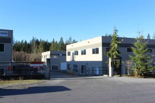 Main Photo: 208 14301 256 Street in Maple Ridge: Websters Corners Industrial for sale : MLS®# C8035627