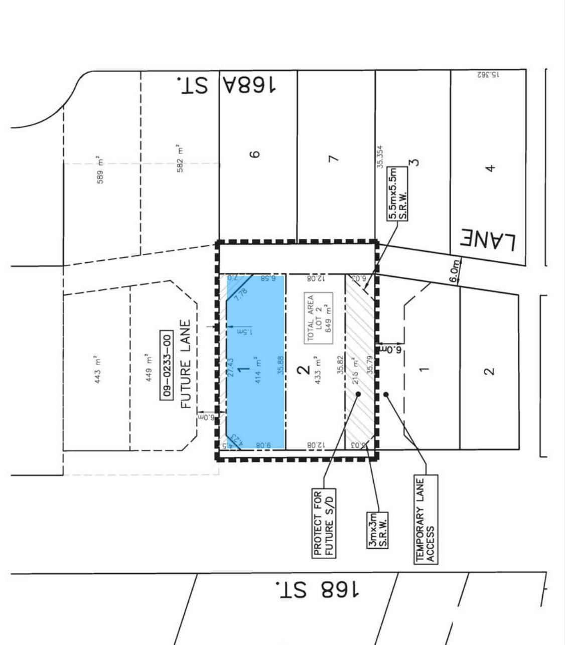 Main Photo: 5936 168 Street in Surrey: Cloverdale BC Land for sale (Cloverdale)  : MLS®# R2617158