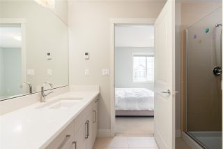 """Photo 22: 9 9691 ALBERTA Road in Richmond: McLennan North Townhouse for sale in """"JADE"""" : MLS®# R2605869"""