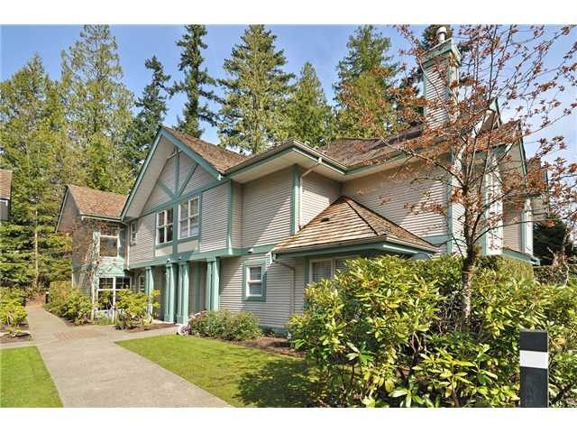 "Main Photo: 5 65 FOXWOOD Drive in Port Moody: Heritage Mountain Townhouse for sale in ""FOREST HILLS"" : MLS®# V1054464"