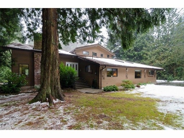 "Main Photo: 21664 6TH Avenue in Langley: Campbell Valley House for sale in ""Campbell Valley"" : MLS®# F1410812"