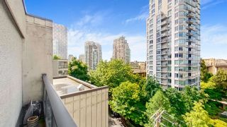 """Photo 2: 801 1040 PACIFIC Street in Vancouver: West End VW Condo for sale in """"Chelsea Terrace"""" (Vancouver West)  : MLS®# R2594279"""