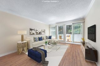 """Photo 3: 217 1850 E SOUTHMERE Crescent in Surrey: Sunnyside Park Surrey Condo for sale in """"SOUTHMERE PLACE"""" (South Surrey White Rock)  : MLS®# R2603585"""