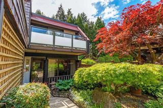 Main Photo: 9876 MILLBROOK Lane in Burnaby: Cariboo Townhouse for sale (Burnaby North)  : MLS®# R2584709