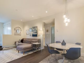 Photo 7: 2348 W 8TH AVENUE in Vancouver: Kitsilano Townhouse for sale (Vancouver West)  : MLS®# R2247812