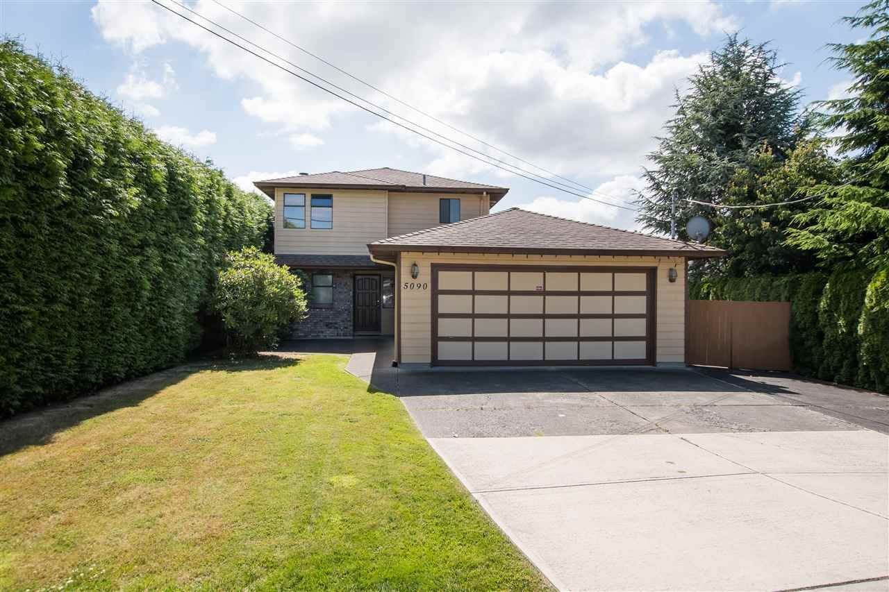 Main Photo: 5090 WESTMINSTER Avenue in Delta: Hawthorne House for sale (Ladner)  : MLS®# R2476103