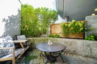 Photo 12: 108 8420 JELLICOE Street in Vancouver: South Marine Condo for sale (Vancouver East)  : MLS®# R2399669