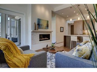 """Photo 5: 300 2432 HAYWOOD Avenue in West Vancouver: Dundarave Condo for sale in """"THE HAYWOOD"""" : MLS®# V1110877"""