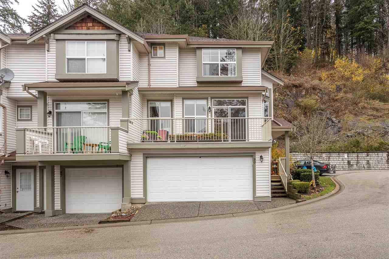 """Main Photo: 89 35287 OLD YALE Road in Abbotsford: Abbotsford East Townhouse for sale in """"THE FALLS AT EAGLE MOUNTAIN"""" : MLS®# R2518053"""