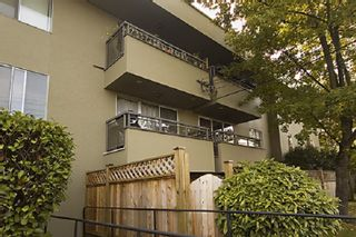 "Photo 8: 206 2211 W 5TH Avenue in Vancouver: Kitsilano Condo for sale in ""West Pointe Villa"" (Vancouver West)  : MLS®# R2418938"