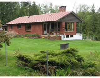 Photo 1: 11097 LOCKWOOD Street in Maple Ridge: Thornhill House for sale : MLS®# V647103