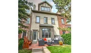 Photo 4: 38 Somme Boulevard SW in Calgary: Garrison Woods Row/Townhouse for sale : MLS®# A1112371