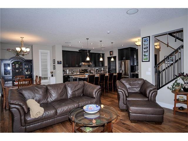 Photo 5: Photos: 398 SILVERADO Way SW in Calgary: Silverado House for sale : MLS®# C4068556