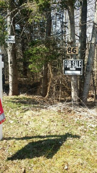 Main Photo: 86 Maple Boulevard in Bible Hill: 104-Truro/Bible Hill/Brookfield Vacant Land for sale (Northern Region)  : MLS®# 202110172