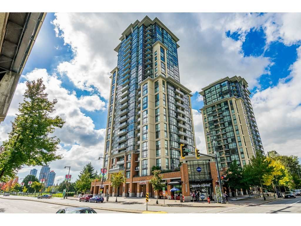 """Main Photo: 2504 10777 UNIVERSITY Drive in Surrey: Whalley Condo for sale in """"City Point"""" (North Surrey)  : MLS®# R2539376"""