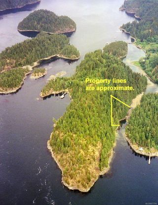 Photo 6: Lot 62 Busby Island in : Isl Small Islands (Campbell River Area) Land for sale (Islands)  : MLS®# 877382
