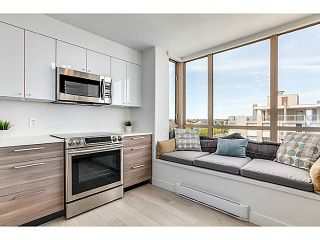 """Photo 10: 1201 1405 W 12TH Avenue in Vancouver: Fairview VW Condo for sale in """"THE WARRENTON"""" (Vancouver West)  : MLS®# V1062327"""
