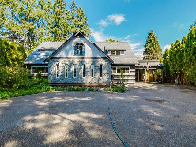 Main Photo: 5785 FOREST Street in Burnaby: Deer Lake Place House for sale (Burnaby South)  : MLS®# V1121611